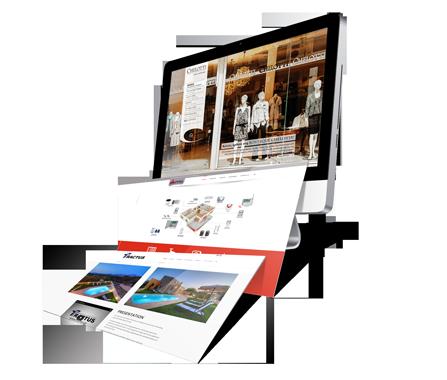 Websites Mockup