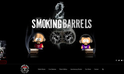 2 Smoking Barrels Homepage