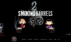 2 Smoking Barrels Homepage