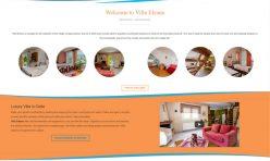 Villa Eleana - Δυναμική ιστοσελίδα