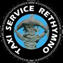 Taxi Service Rethymno Logo