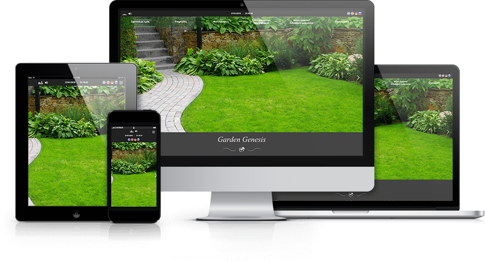 Garden Genesis - TMY Websites