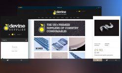 Devine Supplies - TMY Websites